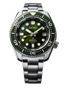 "Reloj Seiko 1968 Mechanical Divers 50th Anniversary Limited Edition ""Deep Forest"" Marine Master SLA019J"