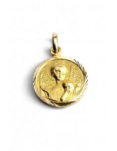 18 K Gold Pendant OC1494