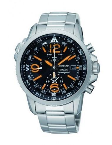 Seiko Solar Watch SSC077P1
