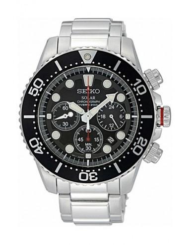 Seiko SSC015P1 Seiko Solar Diver´s Watch