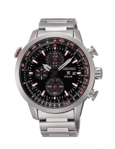 Seiko SSC349P1 Seiko Solar Prospex Watch