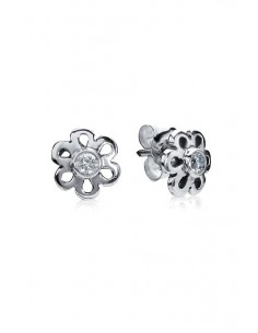 Pandora Earrings 290994-CZ