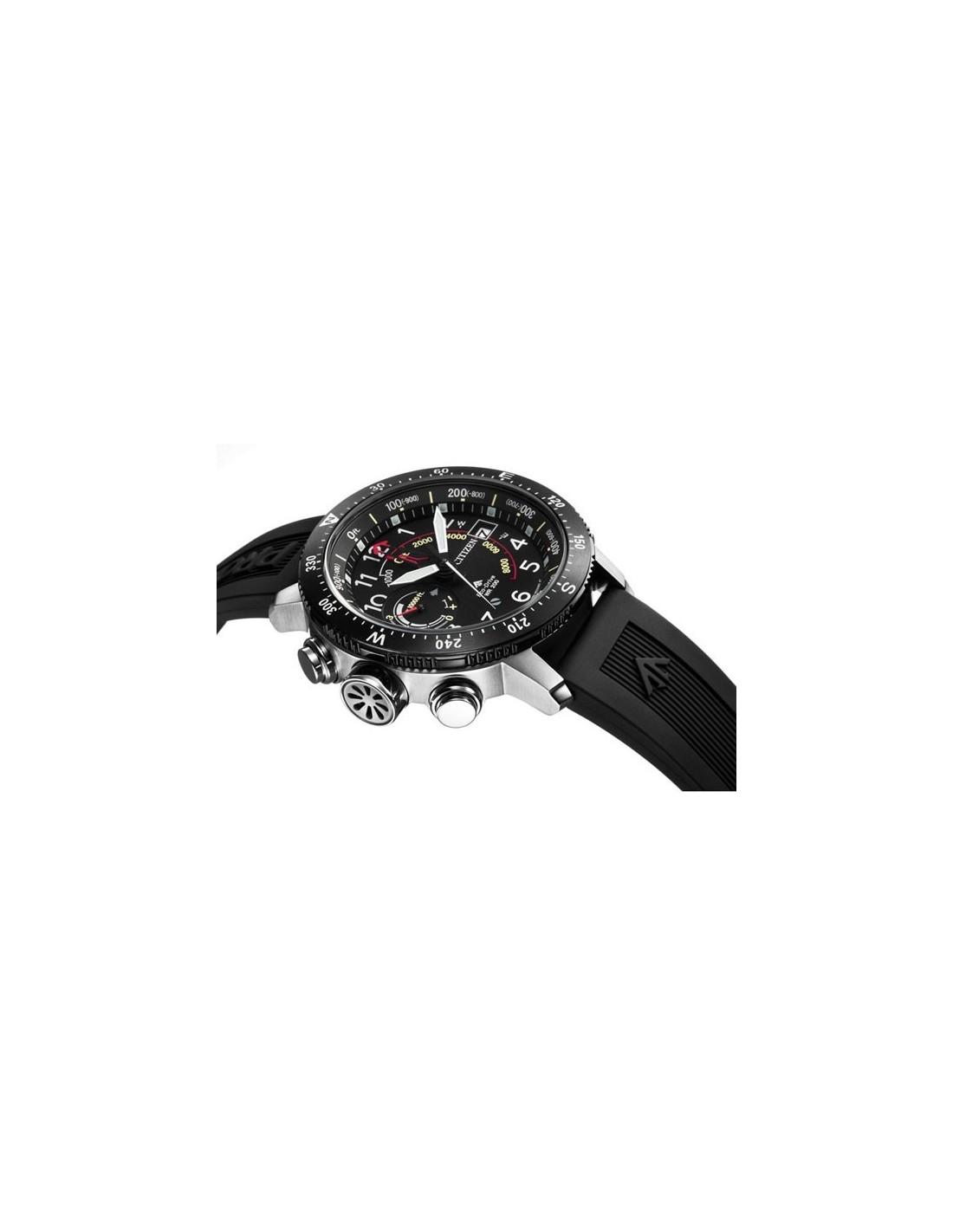 ... Citizen Eco-Drive Promaster Altichron 47MM Watch BN4044-15E c98482fe1