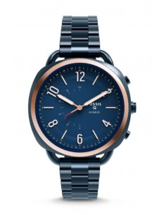 Reloj Fossil Smartwatch Hibrido - Q Accomplice Slim FTW1203