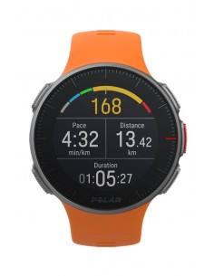 Polar Vantage V Orange with H10 Sensor Watch
