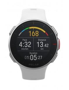Reloj Polar Vantage V Blanco con Sensor de Frecuencia Cardíaca H10