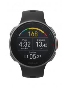 Reloj Polar Vantage V Negro con Sensor de Frecuencia Cardíaca H10