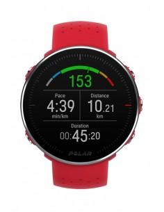 Reloj Polar Vantage M Rojo