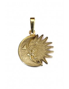 18 K Gold Pendant 012A30