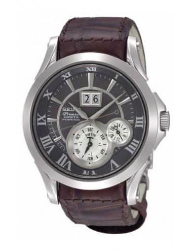 Seiko SNP025 Kinetic Premier Perpetual Watch
