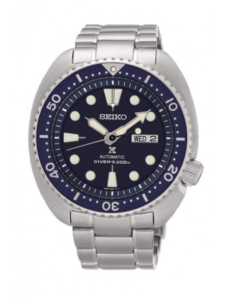 Reloj SRP773K1 Seiko Automático Prospex Diver´s 200 m Turtle