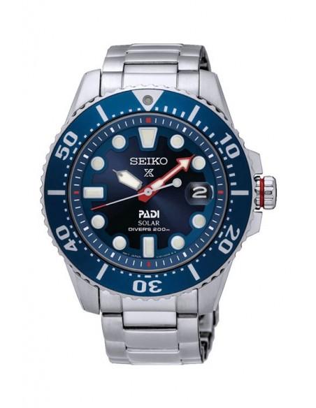 Seiko SNE435P1 Solar Prospex Padi Diver´s 200 m Watch