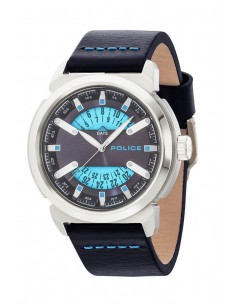 Montre Police 3 Hand Date R1451256001
