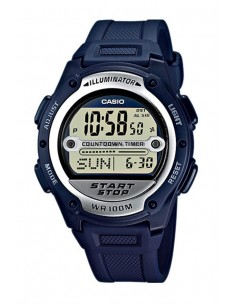 Casio W-756-2AVES Collection Watch