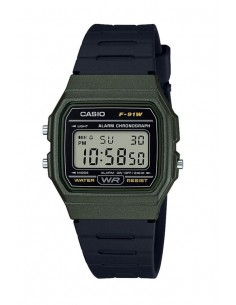 Reloj F-91WM-3AEF Casio Collection