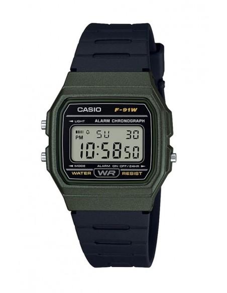Reloj F-91WM-3AEF Casio Collection