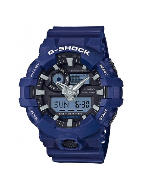 Herrenuhr GA-700-2AER Casio G-Shock