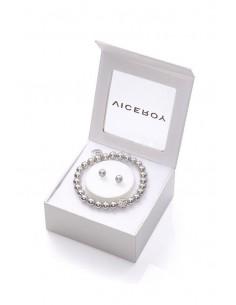 Pack Boucles et Bracelet Viceroy 8058K000-99