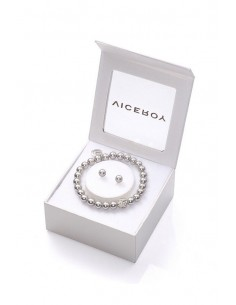 Viceroy Earrings and Bracelet Set 8058K000-99