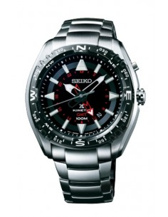 Seiko SUN049P1 Kinetic Prospex GMT Watch