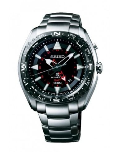 Reloj SUN049P1 Seiko Kinetic Prospex GMT