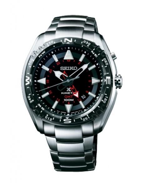 Montre SUN049P1 Seiko Kinetic Prospex GMT