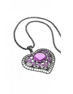Lotus Silver Necklace LP1044/1/2