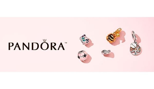 | Jewelry Pandora  | Charms | Bracelets | Earrings | Rings |