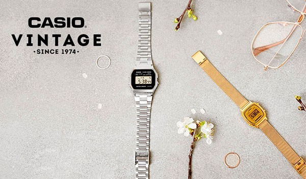 Comprar Relojes Casio Retro Vintage & Chic | Casio