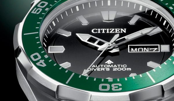 Citizen Automatic Watches | Buy Citizen Automatic