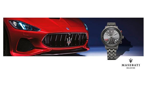 Maserati Watches | Buy the Newest Collection Maserati Watches
