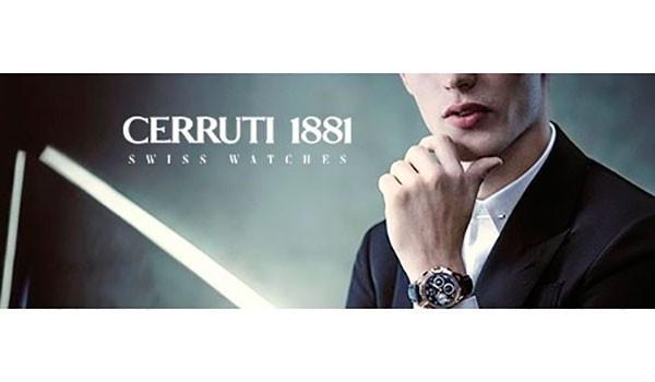 Relojes Cerruti 1881 | Comprar Relojes Cerruti