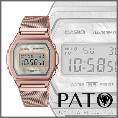 Casio Watch A1000MCG-9EF