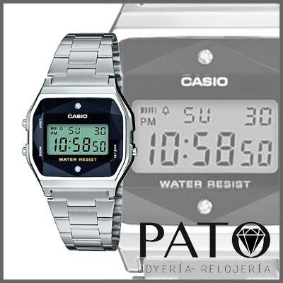 Casio Watch A158WEAD-1EF