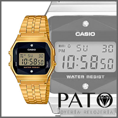 Casio Watch A159WGED-1EF