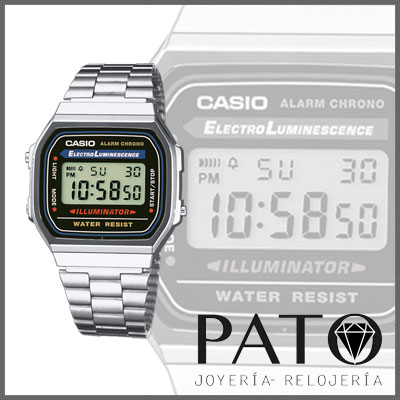 Casio Watch A168WA-1YES