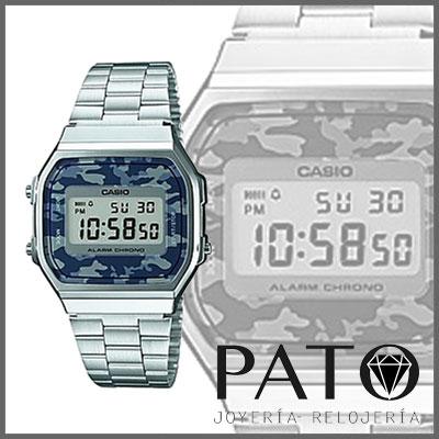 Reloj Casio A168WEC-1EF