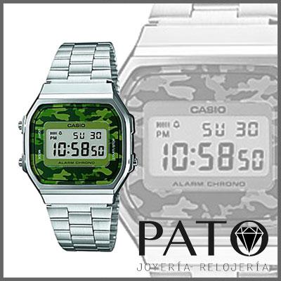 Casio Watch A168WEC-3EF