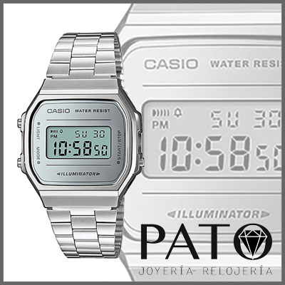 Casio Watch A168WEM-7EF