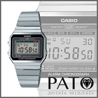Casio Watch A700WE-1AEF