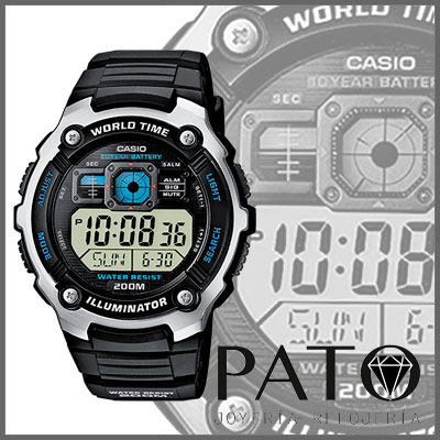 Casio Watch AE-2000W-1AVEF