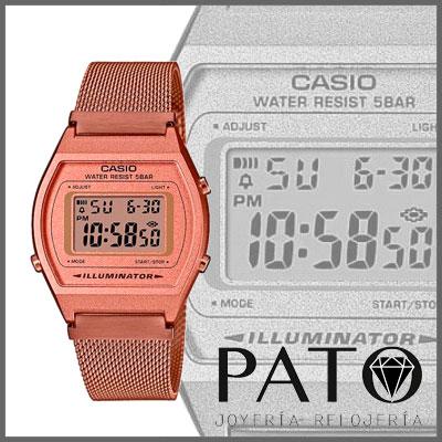 Casio Watch B640WMR-5AEF