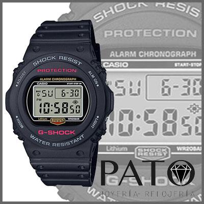 Reloj Casio DW-5750E-1ER