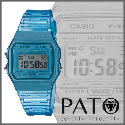 Casio Watch F-91WS-2EF