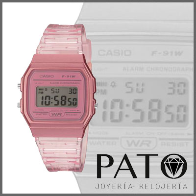 Casio Watch F-91WS-4EF