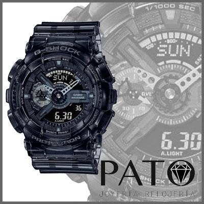 Casio Watch GA-110SKE-8AER