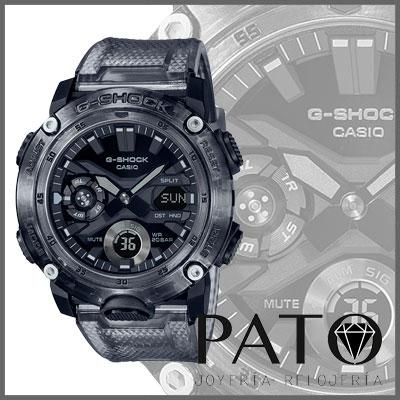Casio Watch GA-2000SKE-8AER