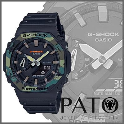 Casio Watch GA-2100SU-1AER