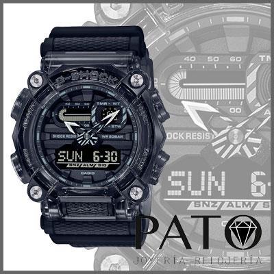 Casio Watch GA-900SKE-8AER