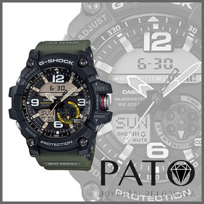 04fd0647b GG-1000-1A3ER | Reloj Casio G-Shock Mudmaster GG-1000-1A3ER